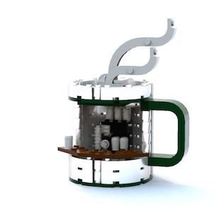 Cup-o-Java 300