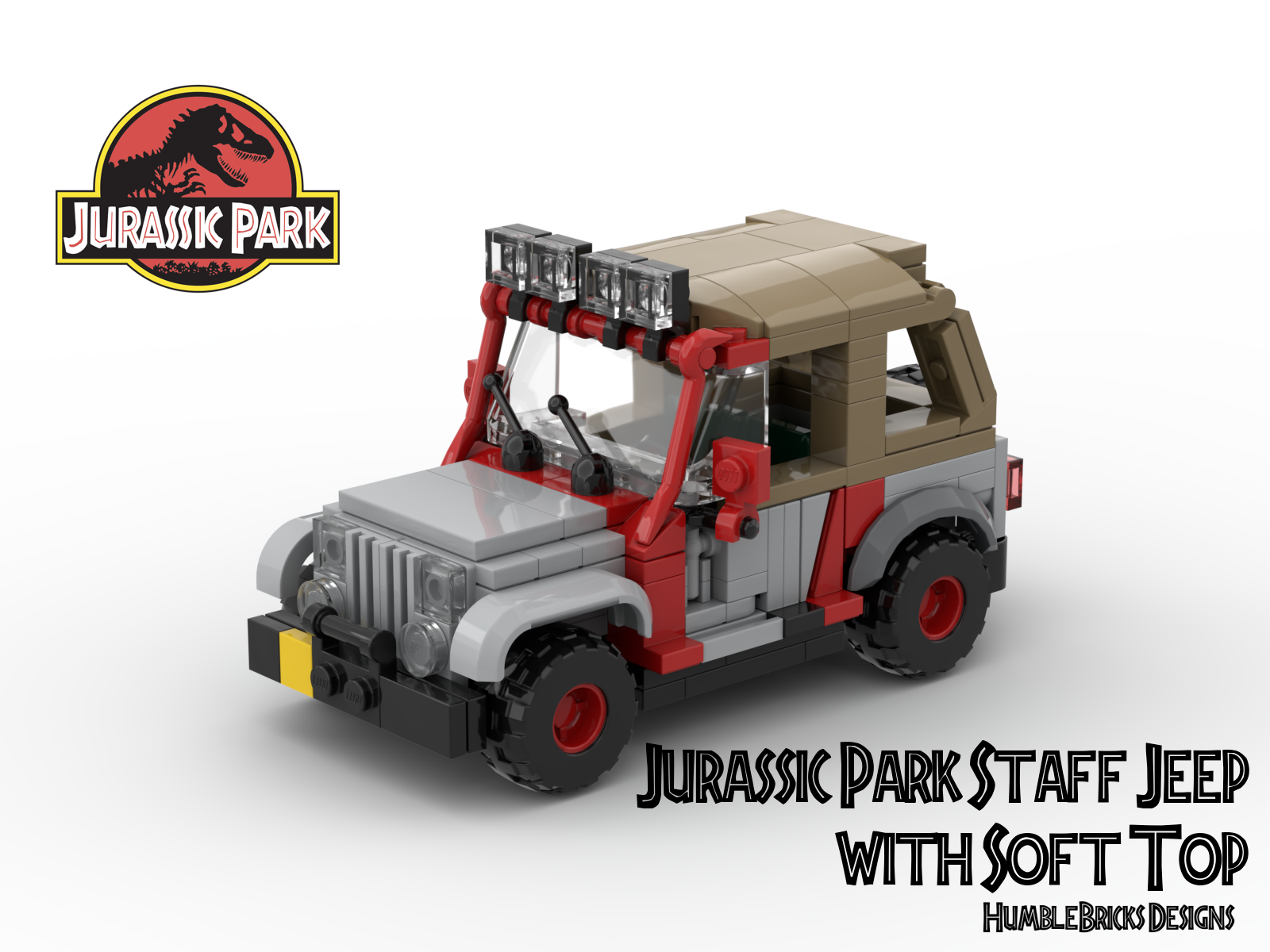 Jurassic Park Staff Vehicle Jeep Wrangler_v3_Covered_StudioRender3 copy